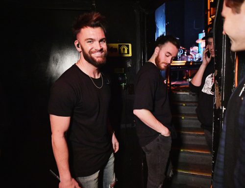 DYLAN SCOTT FUELS SOLD-OUT TRIFECTA WITH HEADLINING NOTHING TO DO TOWN TOUR KICKOFF