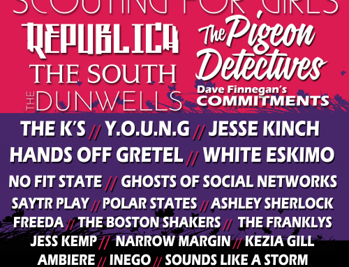 Jesse Kinch – Performing at the UK Blackthorn Music Festival!