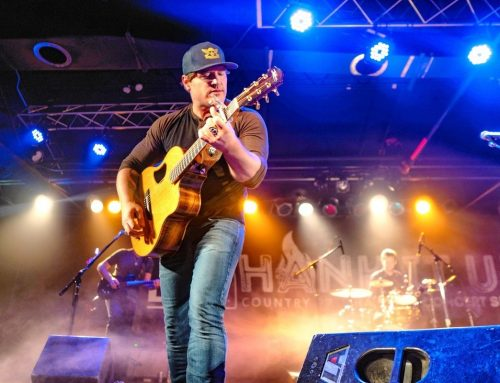 Jerrod Niemann – Tallboys and Short Stories Tour