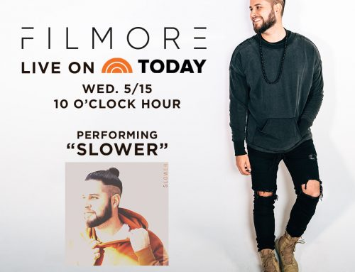 Filmore –  Watch the Today Show performance here!