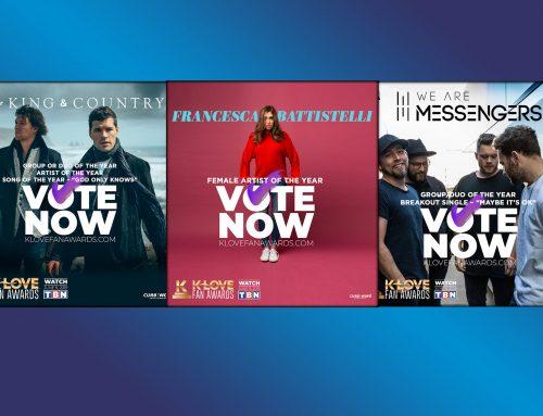 K-LOVE FAN AWARDS – Vote now!