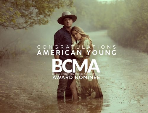 American Young – UK Award Nomination