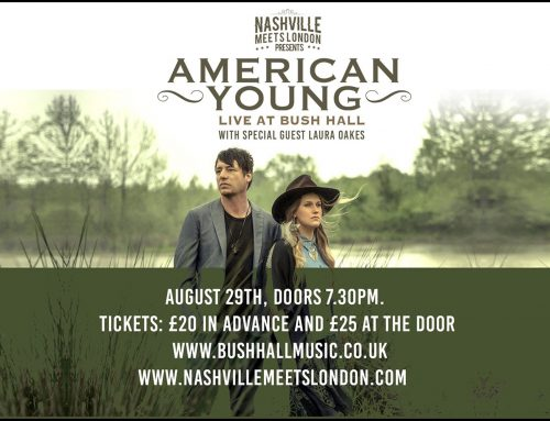 American Young – UK Dates
