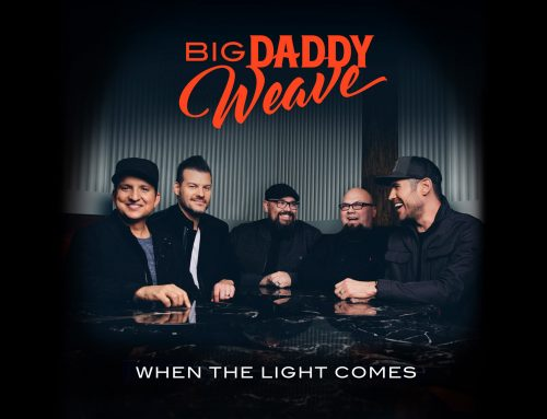 BIG DADDY WEAVE DROPS HIGHLY-ANTICIPATED NEW ALBUM TODAY