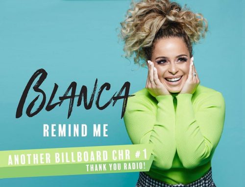 "Blanca Takes ""Remind Me"" To No. 1"