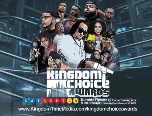 Steven Malcolm – Nominated for 4 Kingdom Choice Awards!
