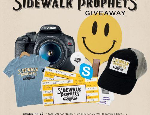 Sidewalk Prophets – Smile