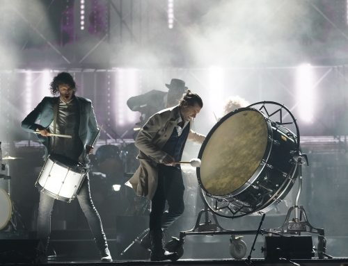 "for KING & COUNTRY'S DYNAMIC ""LITTLE DRUMMER BOY"" PERFORMANCE AT ""CMA COUNTRY CHRISTMAS""  ELICITS MASSIVE SOCIAL REACTION"