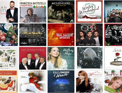 Celebrate the Holidays with new Music!