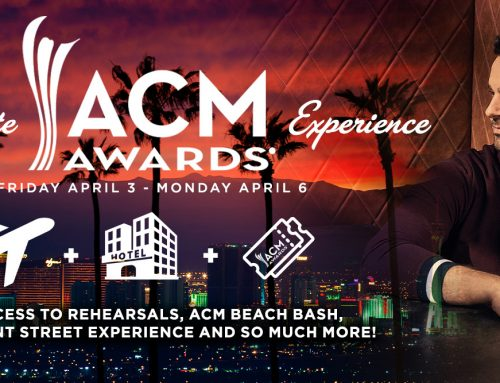 Jackson Michelson – The Ultimate ACM Awards Experience (Enter to Win!)