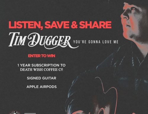 Tim Dugger & Death Wish Coffee Team Up