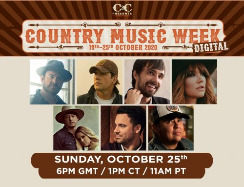 Country Music Week (Digital) – Curb Records Showcase