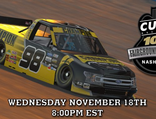 TONIGHT! – Curb Records 100 Race