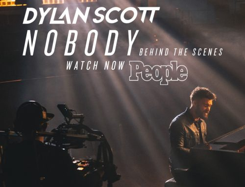 Dylan Scott – 'Nobody', Behind The Scenes Look!