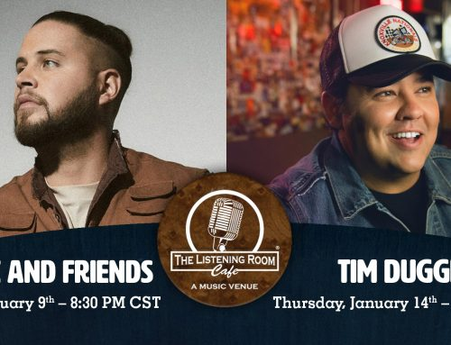 Don't Miss Filmore and Tim Dugger at the Listening Room Café