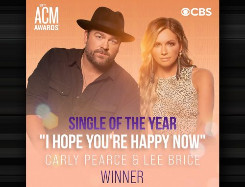 Carly Pearce & Lee Brice Win ACM Single of the Year