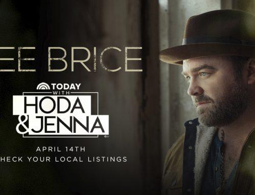 Lee Brice – Today with Hoda & Jenna