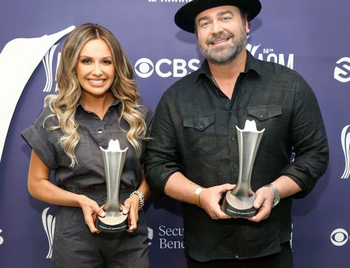 CARLY PEARCE & LEE BRICE WIN ACM AWARDS  MUSIC EVENT OF THE YEAR