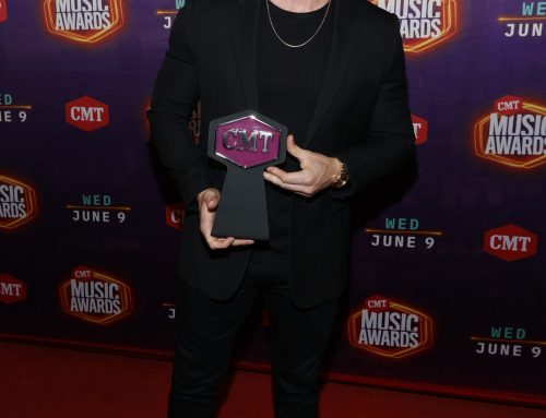 Curb Records' Dylan Scott Wins 2021 CMT Music Award for Breakthrough Video Of The Year