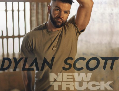 """Curb Records Recording Artist Dylan Scott Puts Heartbreak in Drive on """"New Truck,"""" Available Today, 7/23"""