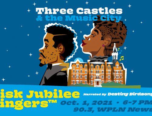 Fisk Jubilee Singers – Tune In Alert!