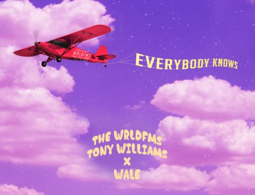The WRLDFMS Tony Williams Tops Charts, Partners With Kanye West